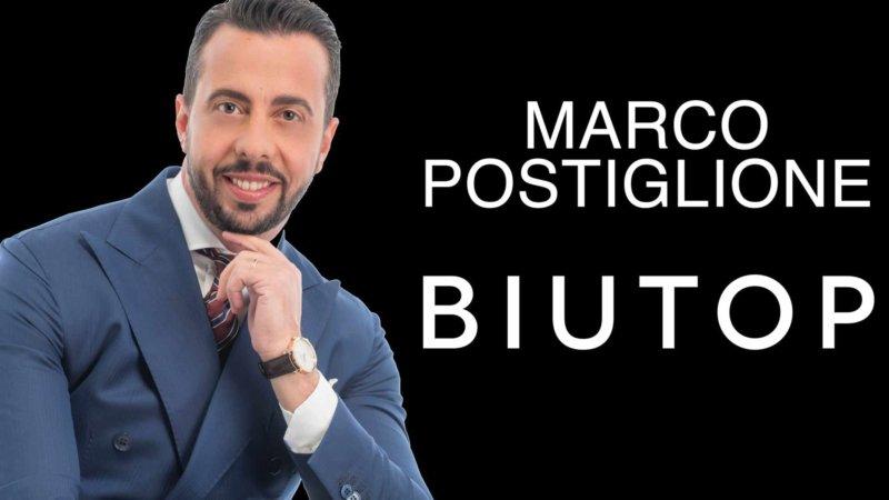 PRESENTATION OF MARCO POSTIGLIONE BIUTOP 2017